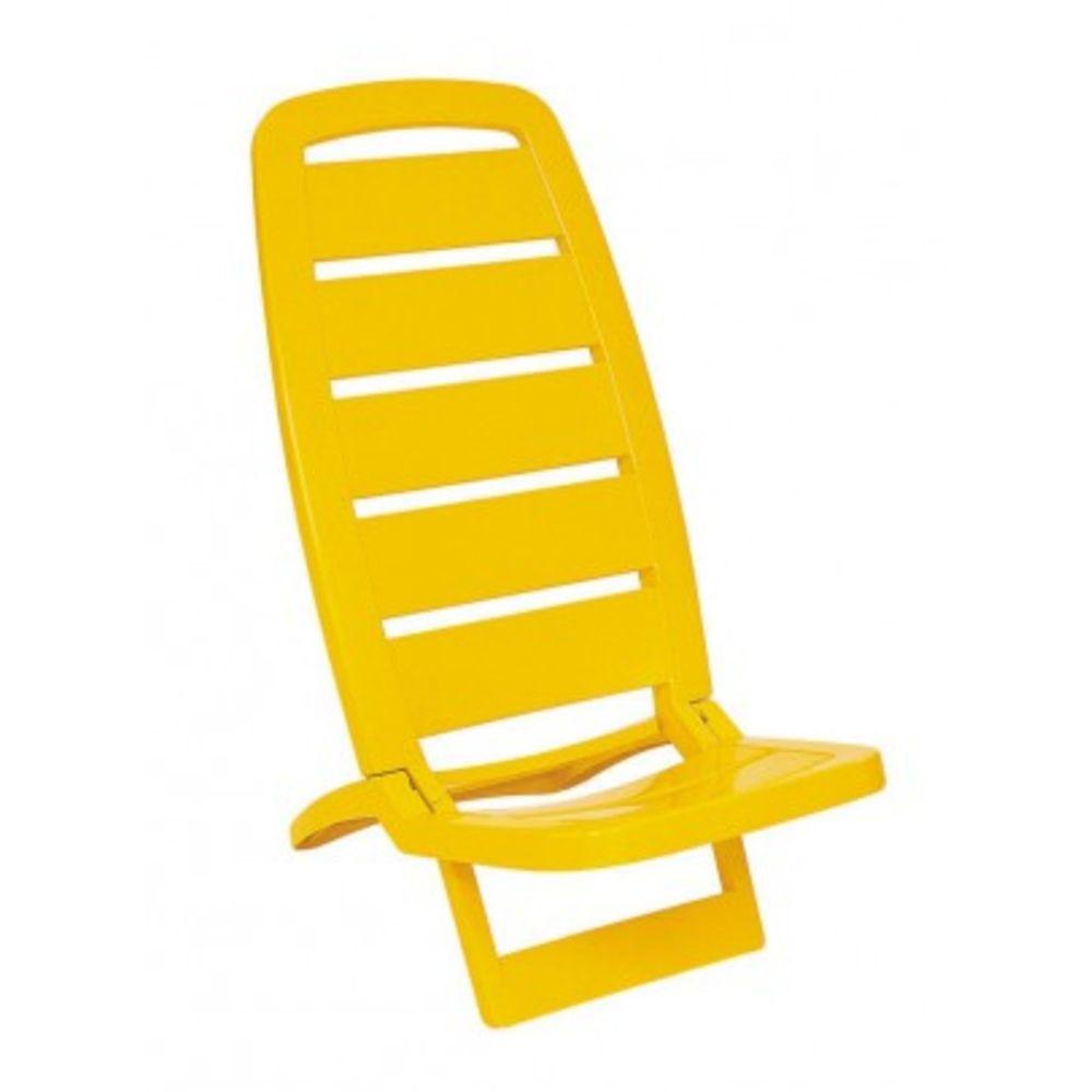 Cadeira-Guaruja-Amarela---Tramontina