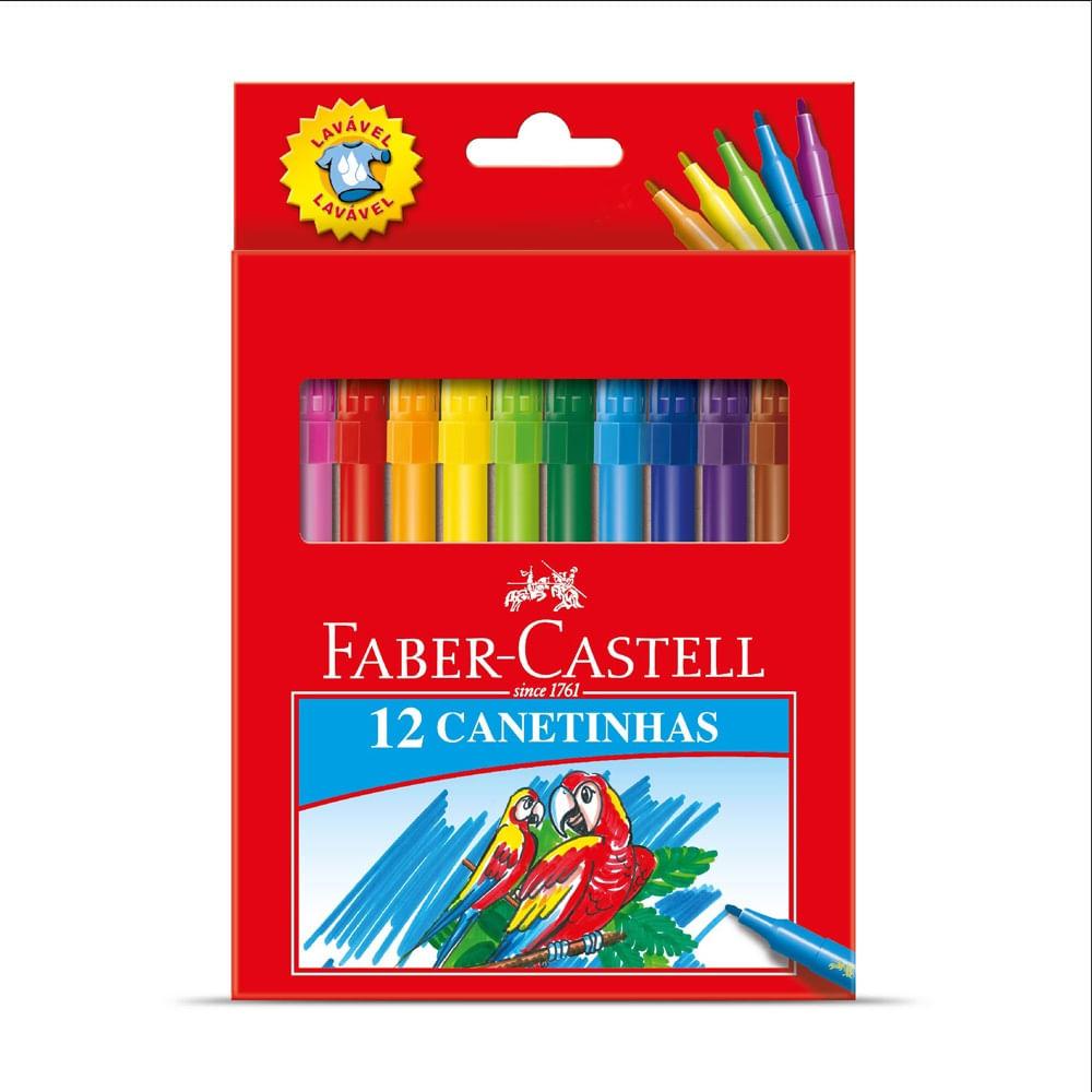 CANETA-HIDROGRAFICA-12-CORES---FABER-CASTELL