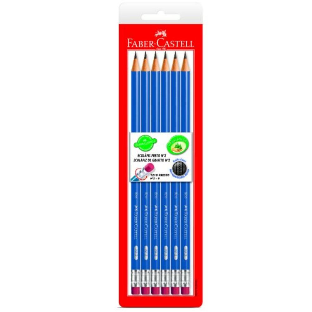 ECOLAPIS-GRAFITE-N2-MAX-6-PECAS---FABER-CASTELL