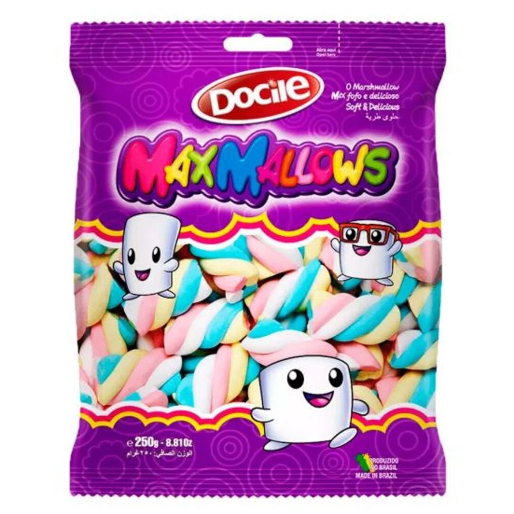 MAXMALLOWS-TWIST-250G---DOCILE