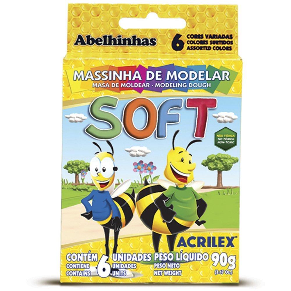 MASSINHA-MODELAR-SOFT-90G---ACRILEX