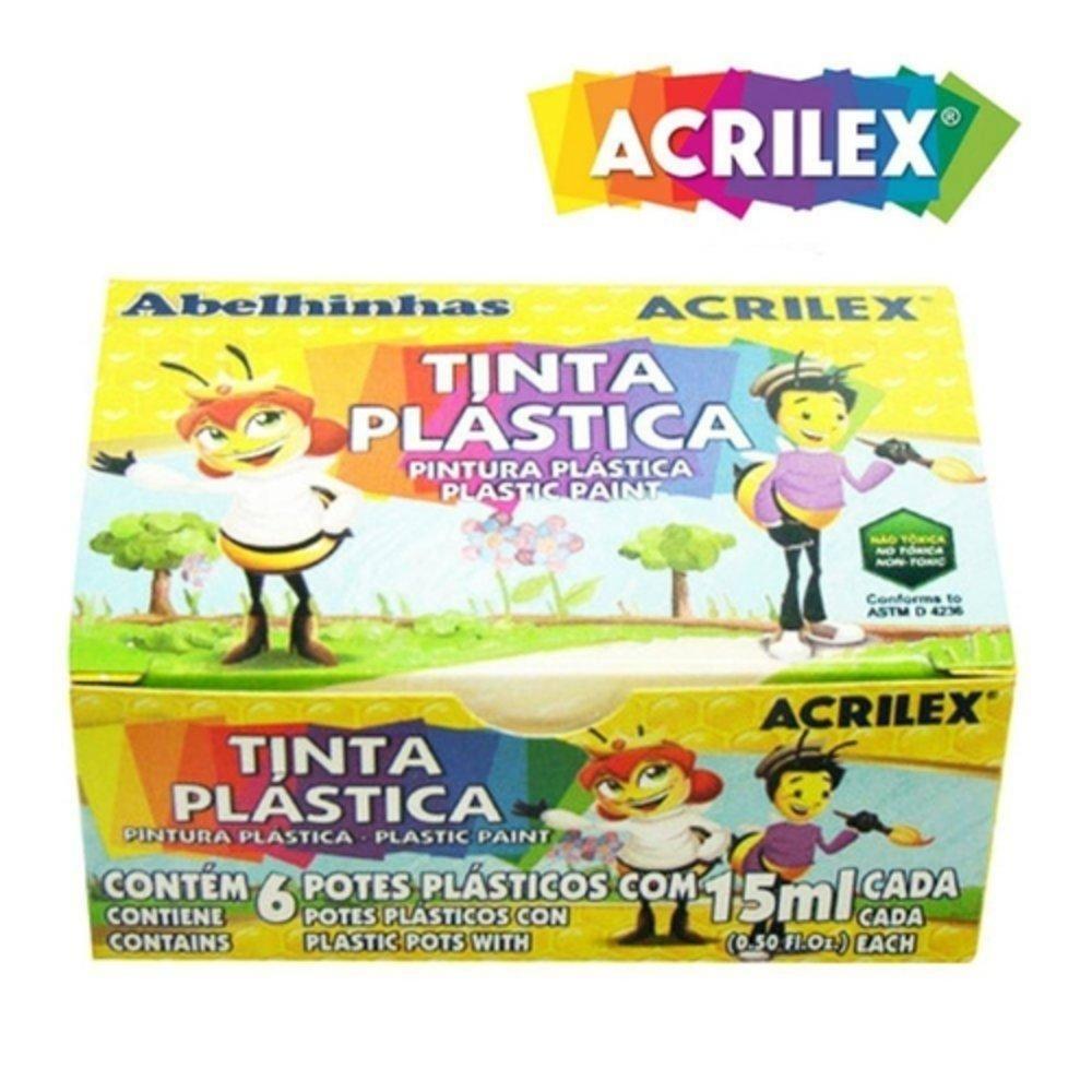 TINTA-PLASTICA-ABELHINHAS-CAIXA-6-UNIDADES---ACRILEX