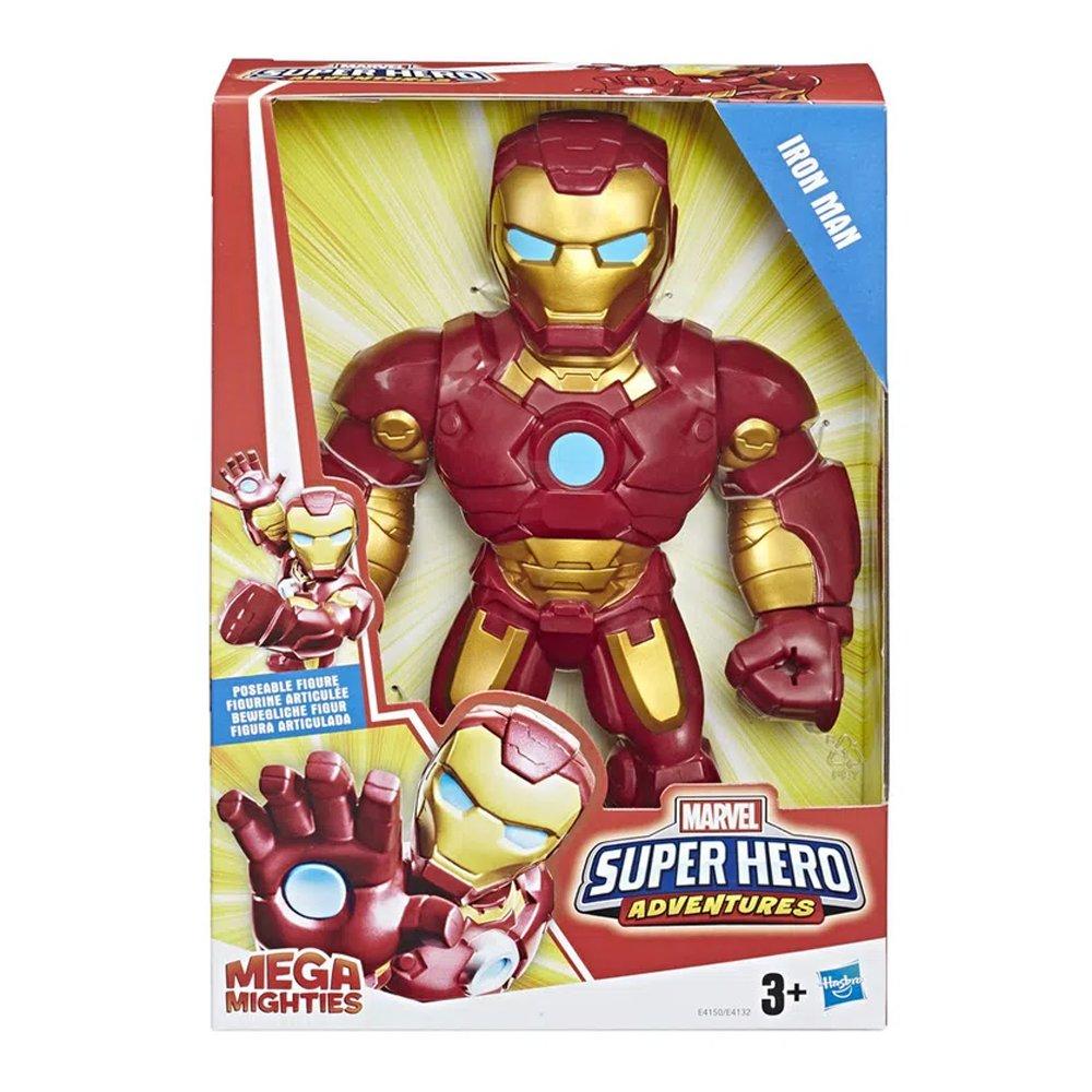 Boneco-Homem-de-Ferro-Super-Hero-Adventures---Hasbro