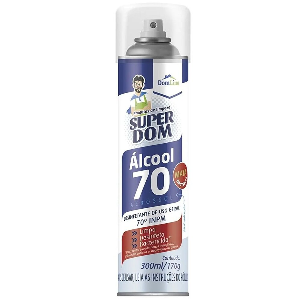 ALCOOL-70--SPRAY-AEROSSOL-300ML---DOMLINE