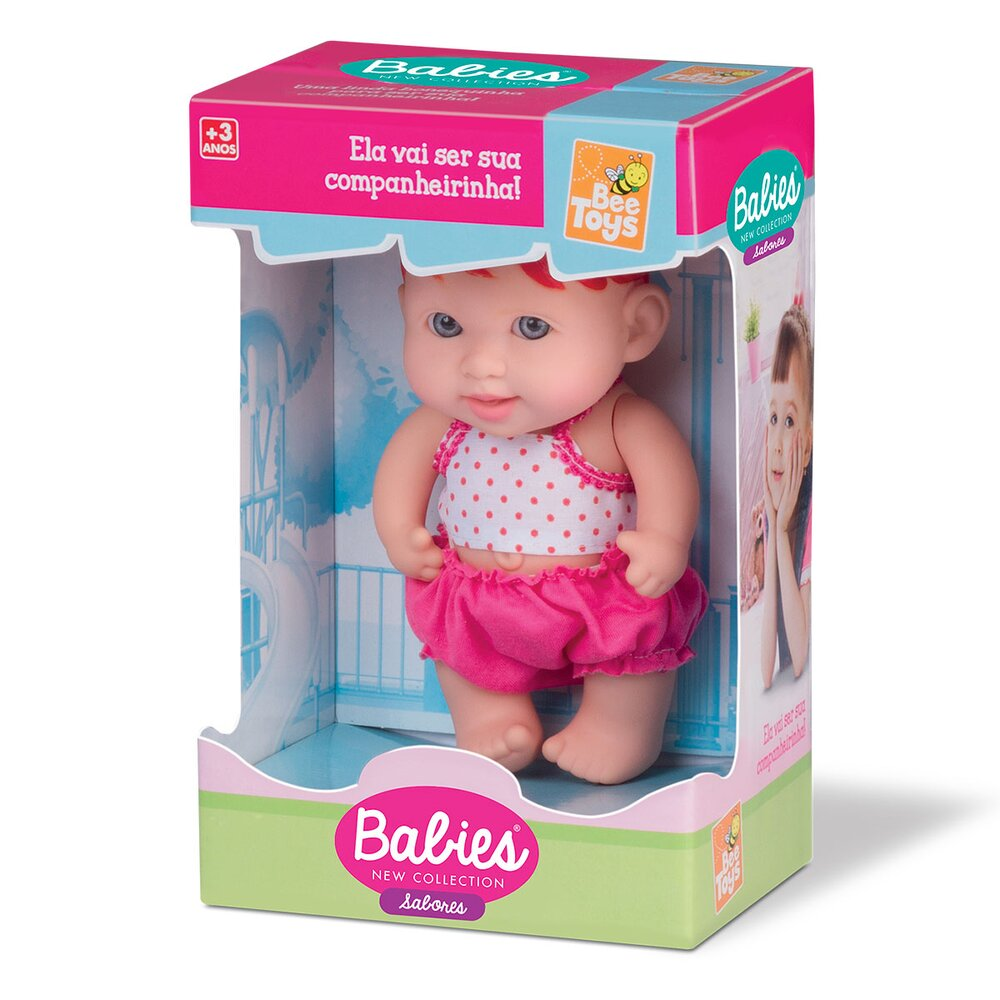 BABIES-SABORES---BEE-TOYS