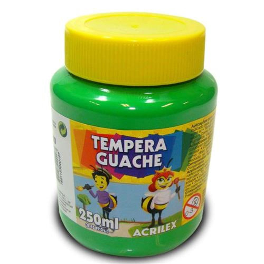 TINTA-GUACHE-250ML-VD.FOL.510