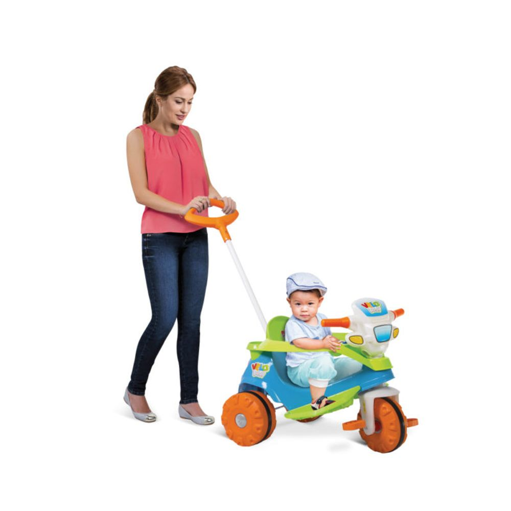 TRICICLO-VELOBABY-PASSEIO--amp--PEDAL-206