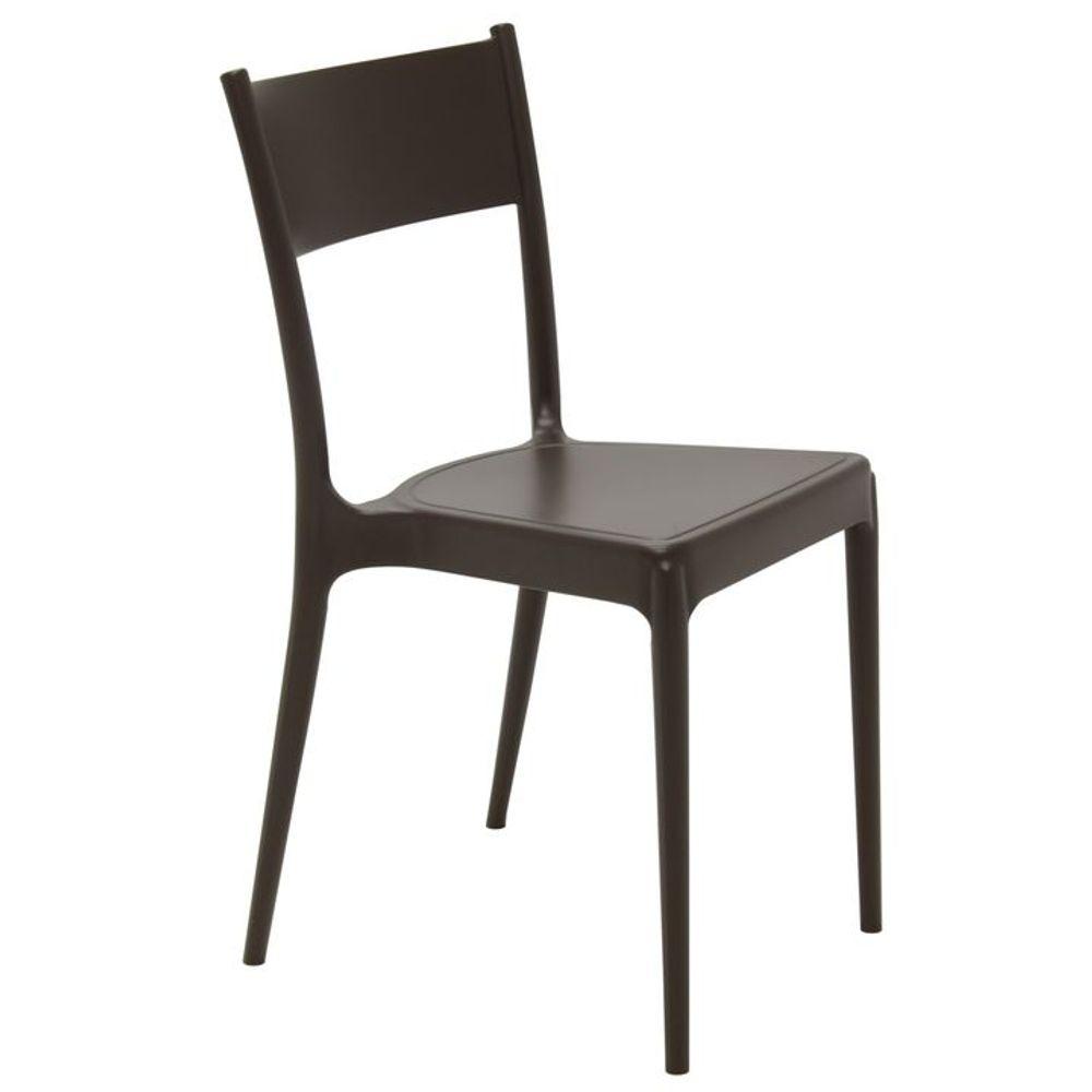 Cadeira-Tramontina-Marrom-Diana-em-Polipropileno-com-Encosto